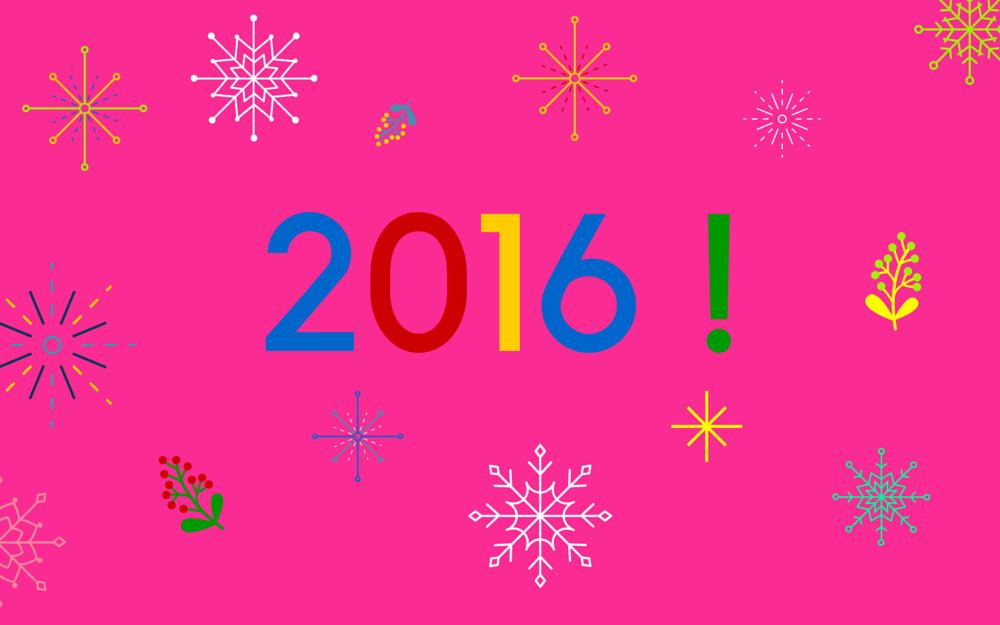 2016: vision vs résolutions