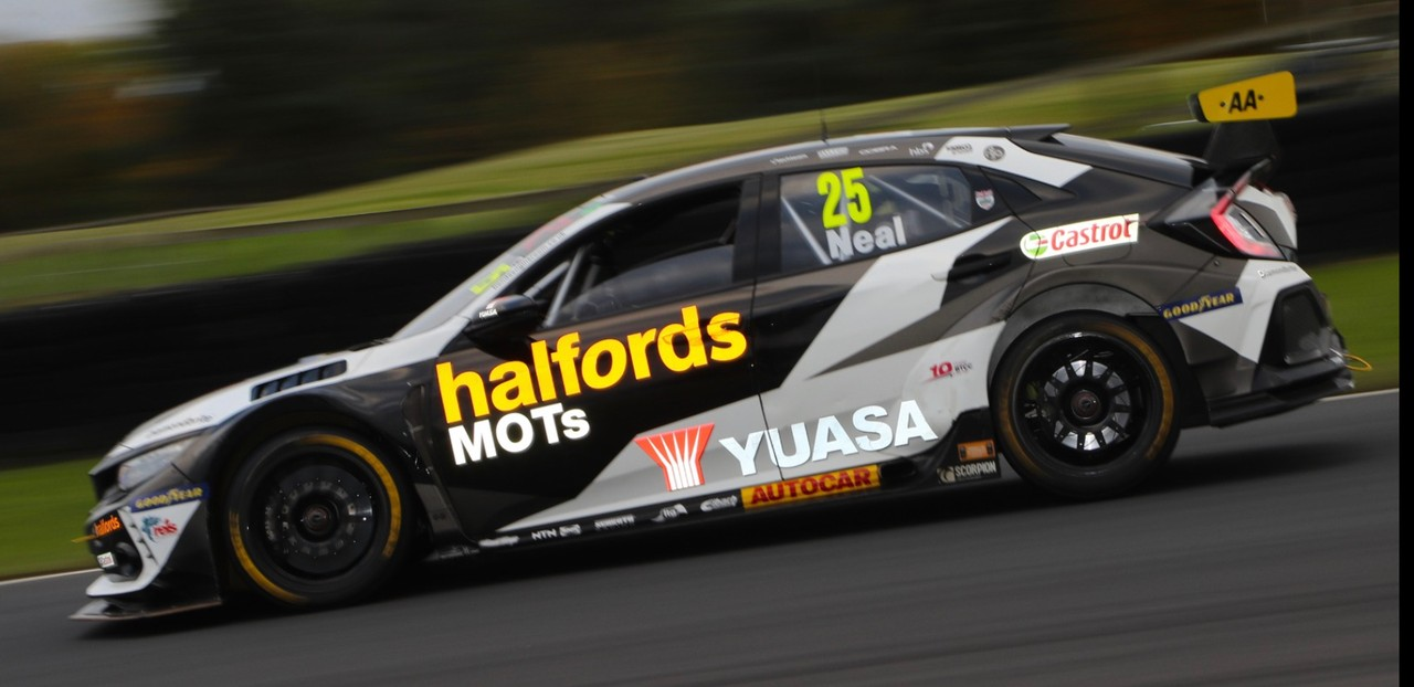Comeback Cammish keeps Honda in BTCC contention