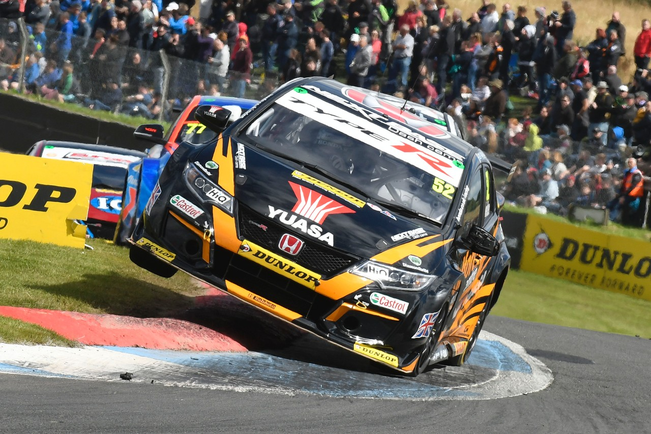 Shedden keeps sights on title and Neal surges from the back of the grid to secure points