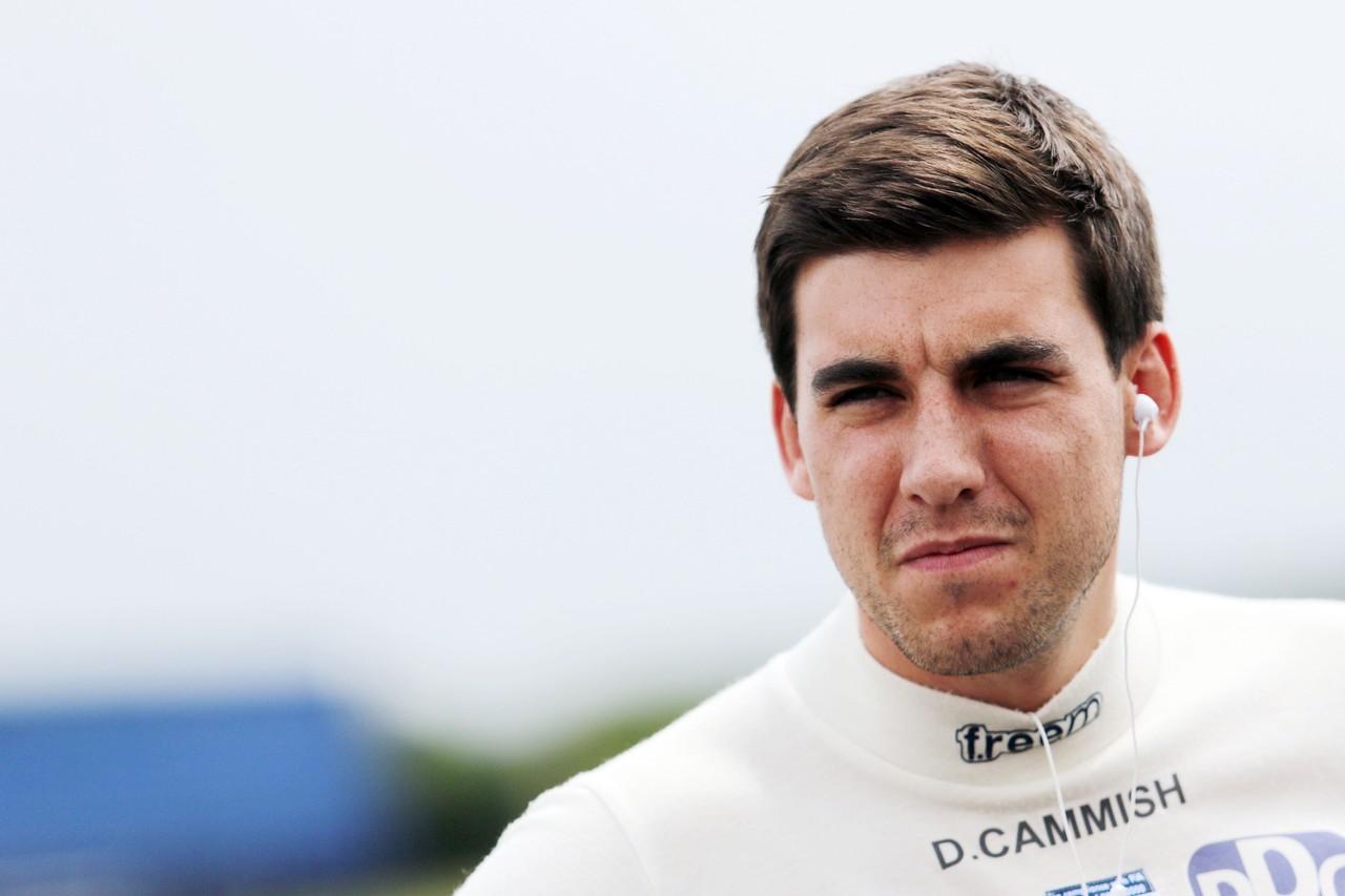 Dan Cammish to race for Halfords Yuasa Racing in 2018 BTCC
