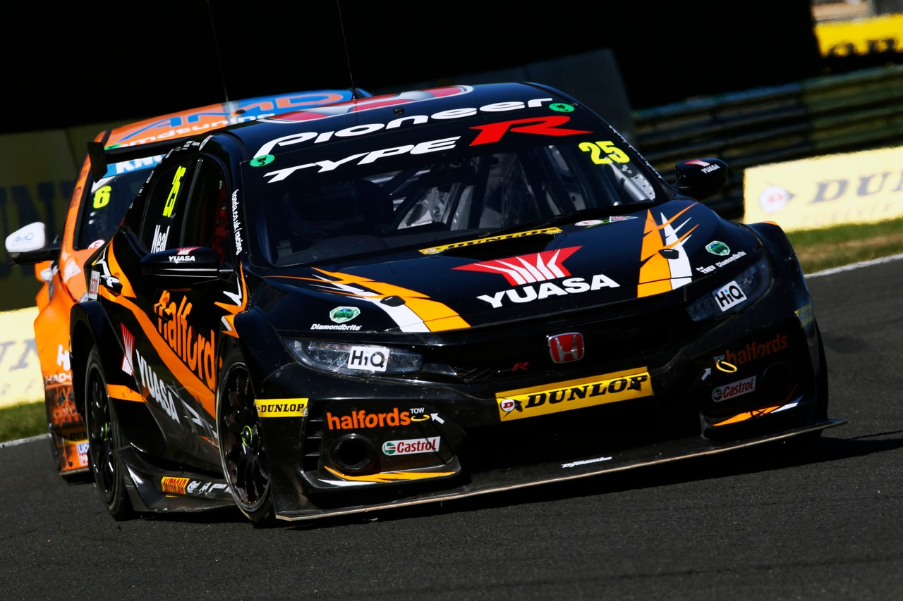 Honda determined to dazzle in BTCC's diamond jubilee anniversary celebrations