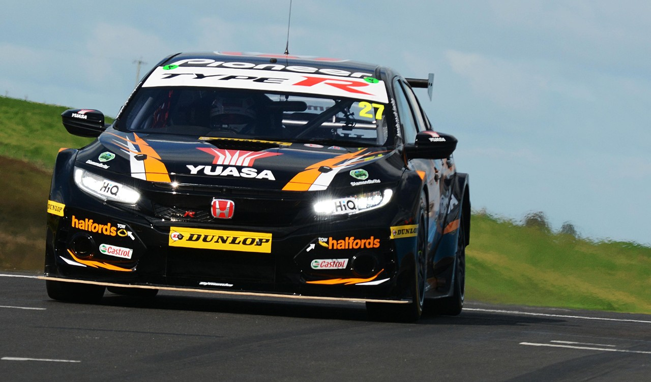 Honda going for gold at Silverstone as BTCC title contenders prepare for battle