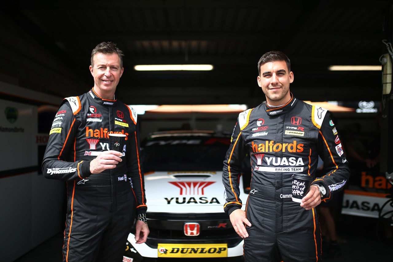 Team Dynamics to partner with Rijo 42 for the 2019 British Touring Car Season