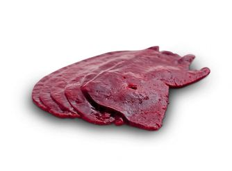 Frozen Sliced South African Veal Liver