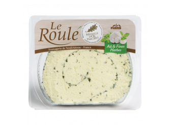 Rians Le Roule Cheese with Garlic & Herbs