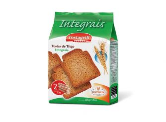 Tostagrill Whole Wheat Flour Toast
