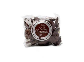 Gourmet Belgian Dark Chocolate Buttons