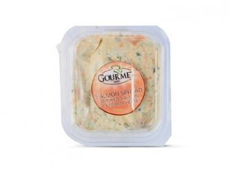 Gourmet Cream Cheese Spread with Salmon