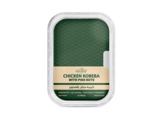 Gourmet Frozen Kobeba with Chicken & Pine Nuts