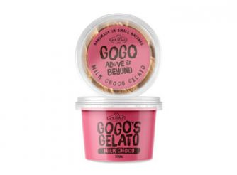 GOGO'S GELATO Milk Chocolate