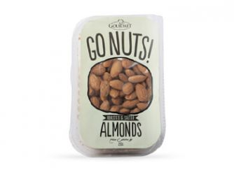 Gourmet Roasted & Salted Almonds