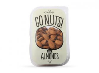 Gourmet Raw Whole Almonds