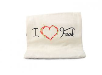 Gourmet Egypt Apron (I Love Food)
