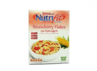 Temmy's Nutri Fit Corn Flakes with Strawberry