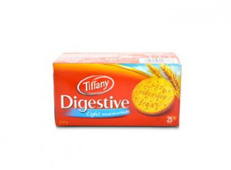 Tiffany Light Digestive Biscuit