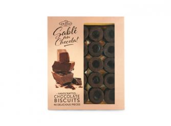 Gourmet Bakery Chocolate Sable