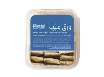 Gourmet Oriental Frozen Stuffed Vine Leaves