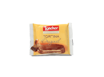 Loacker Tortina Milk Chocolate
