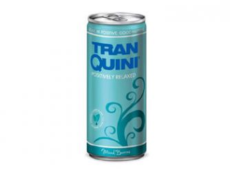 Tranquini Relaxation Drink with Mixed Berries