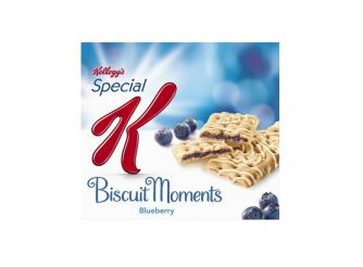 Kellogg's Special K Biscuit Moments Blueberry