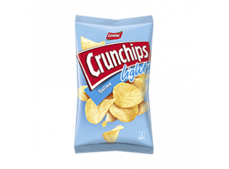 Lorenz Crunchips Light Salted