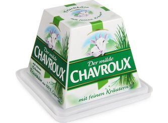 Chavroux Cheese with Mild Herbs
