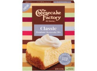 The Cheesecake Factory Classic Cheesecake Mix