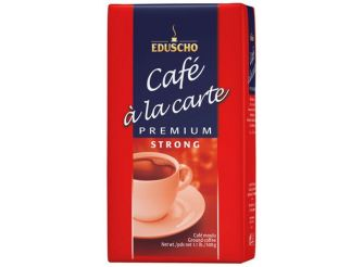 Eduscho A La Carte Premium Strong Ground Coffee