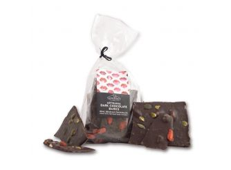 Gourmet Belgian Dark Chocolate Bark with Nuts & Seeds