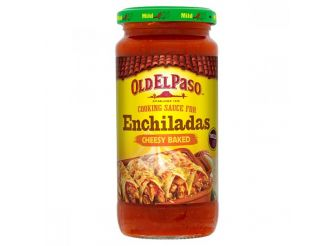 Old El Paso Cheesy Baked Enchilada Cooking Sauce