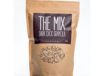 The Mix Dark Chocolate Granola