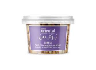 Gourmet Whole Seasoned Lupin Beans (Termis)