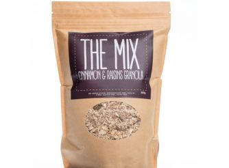 The Mix Cinnamon & Raisins Granola