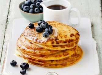 The Best Banana Pancakes