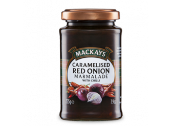 Mackays Caramelised Red Onion & Chili Marmalade