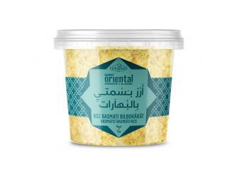 Gourmet Aromatic Cooked Basmati Rice