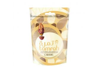 Tamrah Caramel Chocolate Covered Date with Almonds