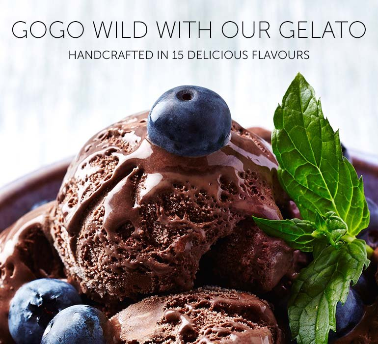 Gogo Wild With Our Gelato