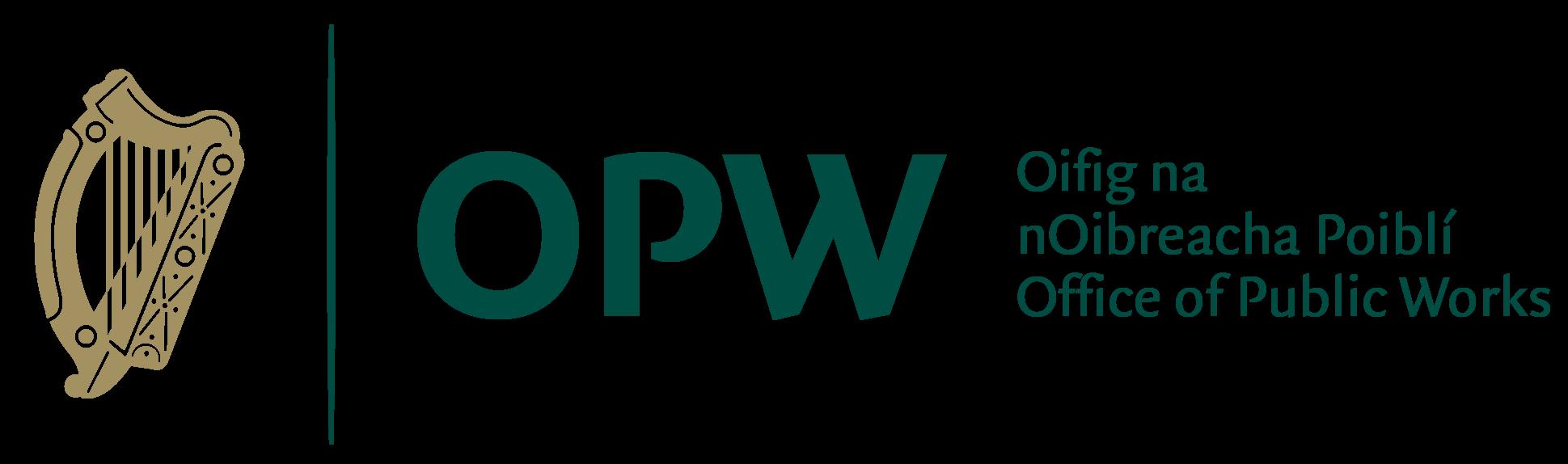 List: OPW new logo