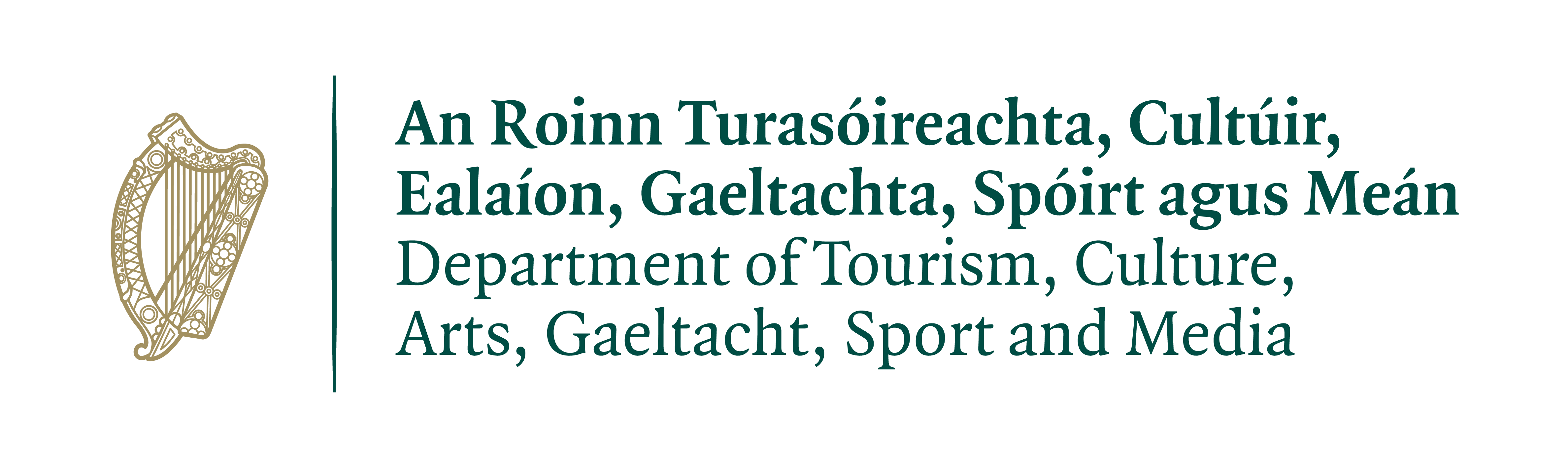 List: Department of Tourism, Culture, Arts, Gaeltacht, Sport and Media mark