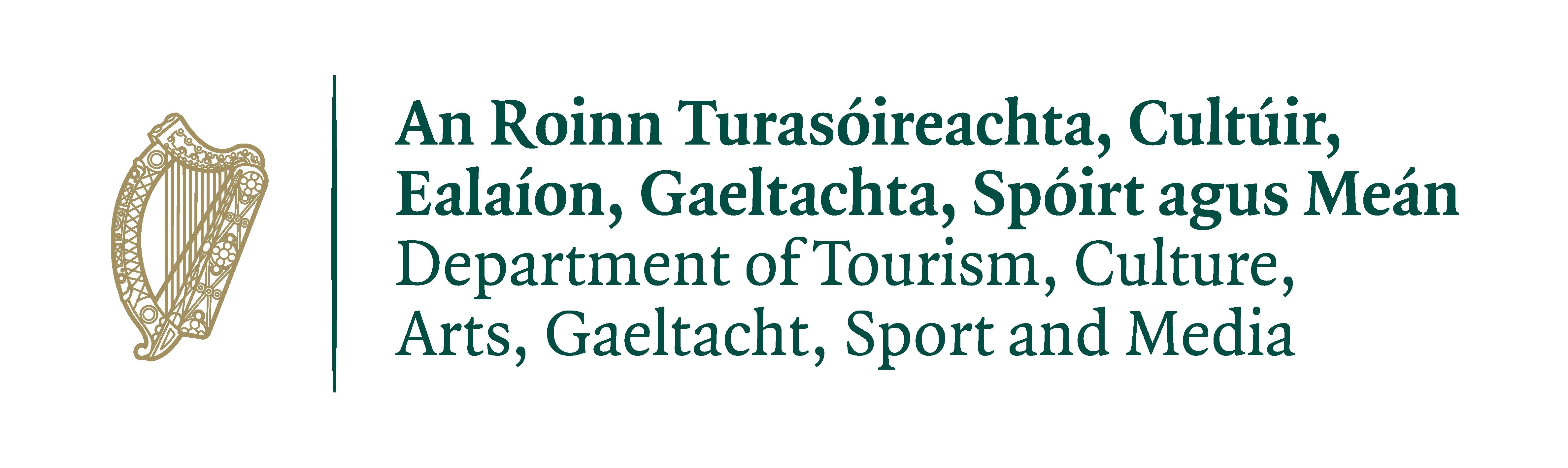 Liosta: An Roinn Turasóireachta, Cultúir, Ealaíon, Gaeltachta, Spóirt agus Meán