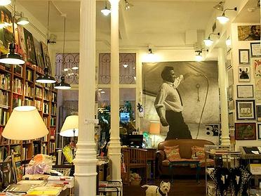 10 librerías con encanto