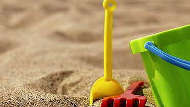 10 playas ideales para ir con niños