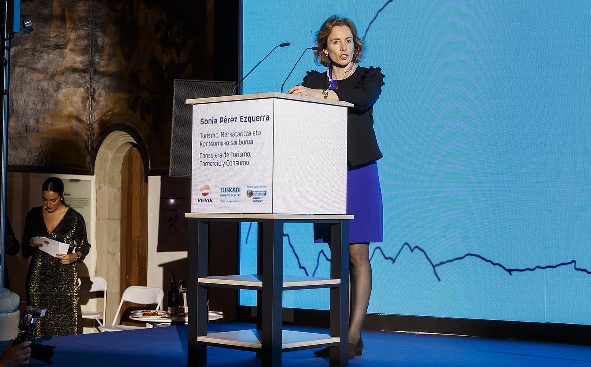 Gala Soles Guía Repsol 2020. Sonia Pérez Ezquerra