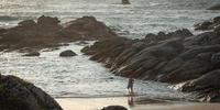 Galicia - Playa de Serans de Porto do Son