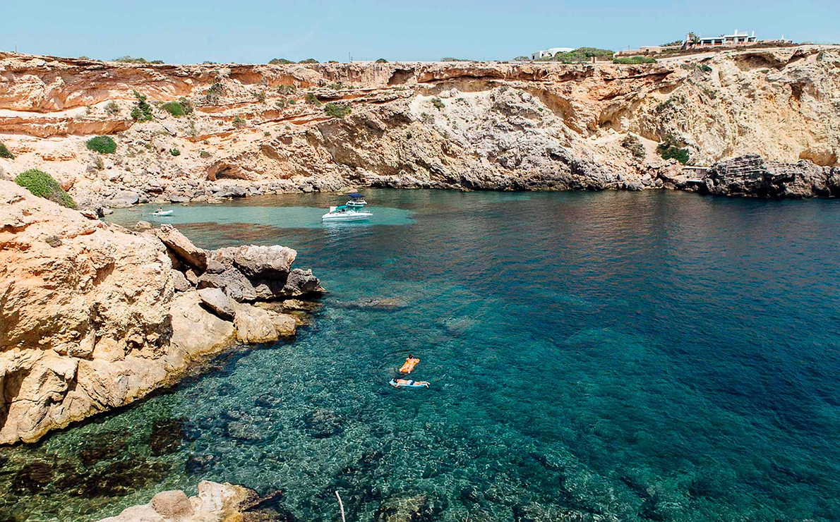 Sa Figuera Borda (municipio de Sant Josep de Sa Talaia) en la isla de Ibiza.