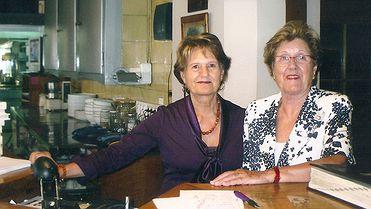 Paquita y Dolores Rexach ('Hispania')