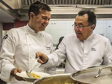 Pedro y Marcos Morán ('Casa Gerardo')