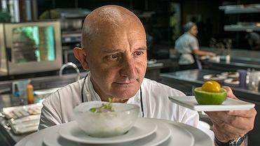 Toño Pérez ('Atrio')