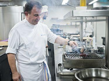 Los restaurantes favoritos de Martín Berasategui